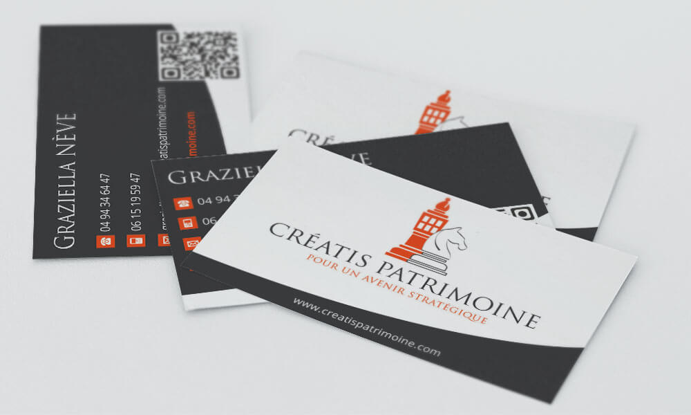 Cration Et Impression Des Cartes De Visite Flyers Papier Entte Pochettes Rabats